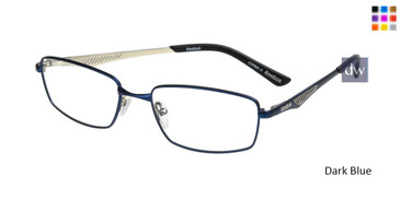 Dark Blue Reebok R2023 Eyeglasses.