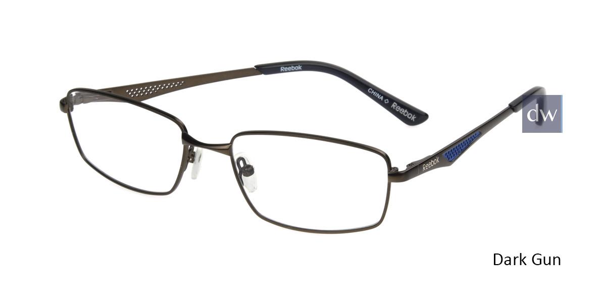 Dark Gun Reebok R2023 Eyeglasses.