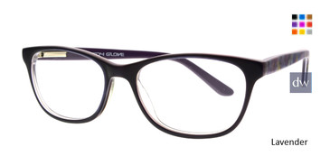 Lavender Body Glove BG806 Eyeglasses - Teenager.