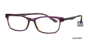 Lavender Body Glove BG807 Eyeglasses.