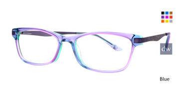 Blue Body Glove BG807 Eyeglasses.