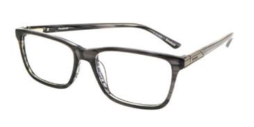 Grey Striated Reebok RV3007 Eyeglasses