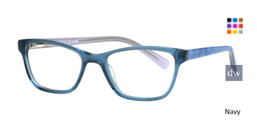 Navy Body Glove BG810 Eyeglasses - Teenager.