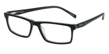 Shiny Black Reebok RV3016 Eyeglasses