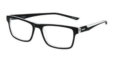 Shiny Black Reebok RV3018 Eyeglasses