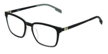 Matte Black/Crystal Reebok RV9004 Eyeglasses