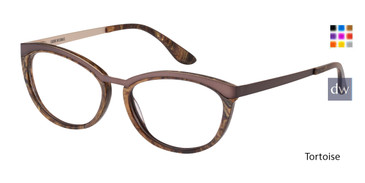Tortoise Corinne McCormack Bowery Eyeglasses.