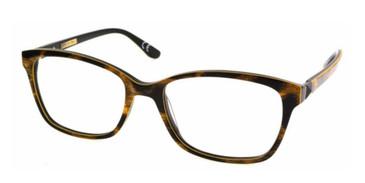 Leopard Corinne McCormack Amsterdam Eyeglasses.