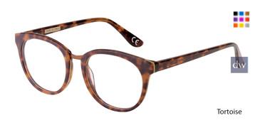Tortoise Corinne McCormack Ludlow Eyeglasses.