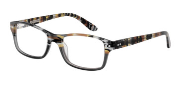 Grey Corinne McCormack Rivington Eyeglasses.