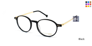 Black William Morris London WM50003 Eyeglasses - Teenager.