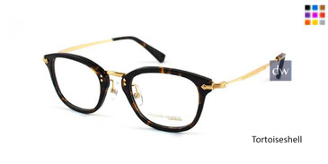 Tortoiseshell William Morris London WM50027 Eyeglasses - Teenager.