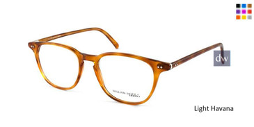 Light Havana William Morris London WM50032 Eyeglasses.
