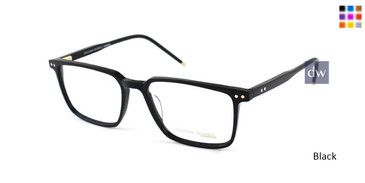 Black William Morris London WM50064 Eyeglasses.