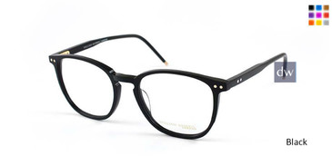 Black William Morris London WM50065 Eyeglasses.