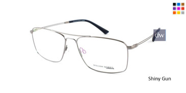 Shiny Gun William Morris London WM50074 Eyeglasses.