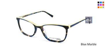 Blue Marble William Morris London WM50077 Eyeglasses.