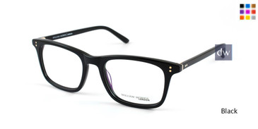 Black William Morris London WM50084 Eyeglasses.