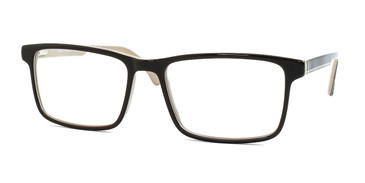 Shiny Brown/Orange Daniel Walters LG011 Eyeglasses.