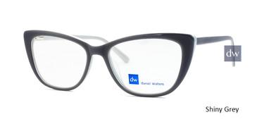 Shiny Grey Daniel Walters LG013 Eyeglasses.