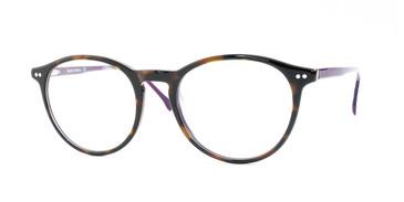 Shiny Purple Demi Daniel Walters CB5081 Eyeglasses.