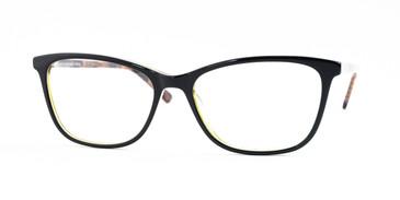 Shiny Purple/Purple Mix Daniel Walters LG039 Eyeglasses.