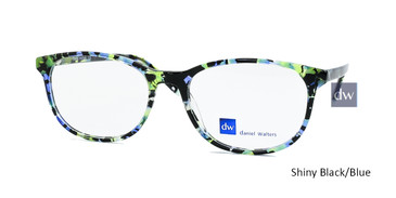 Shiny Green Mix/Green Daniel Walters RGA018 Eyeglasses.