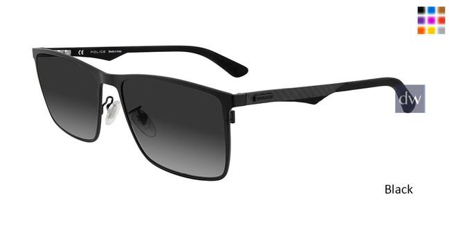 Black Police SPL779 Sunglasses.