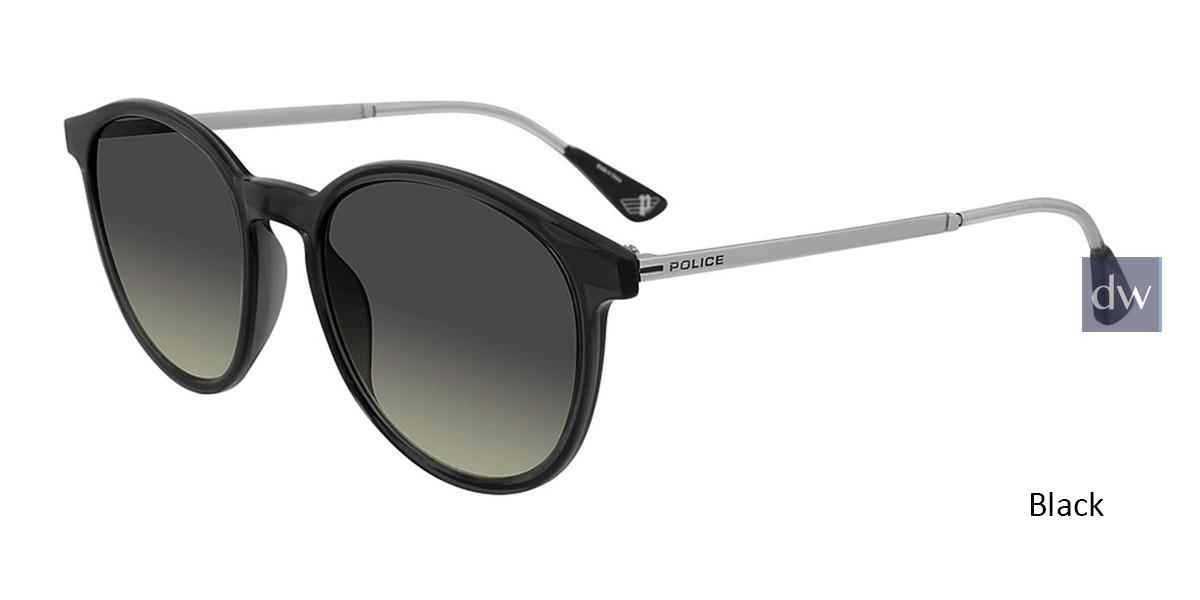 Black Police SPL775 Sunglasses.