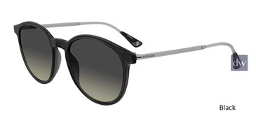 Black Police SPL775 Sunglasses.