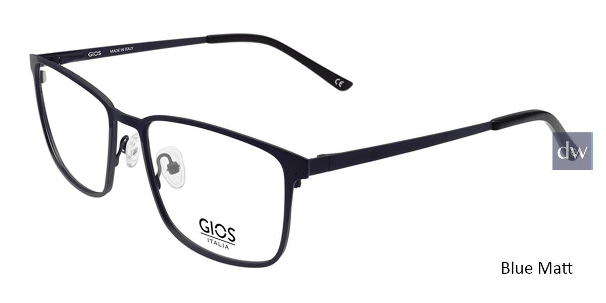 Blue Matt Gios Italia GLP100086 Eyeglasses.