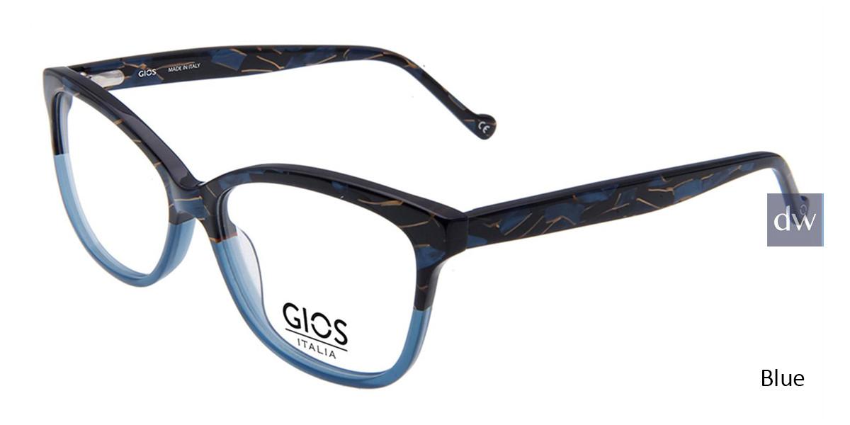 Blue Gios Italia GRF5000124 Eyeglasses.