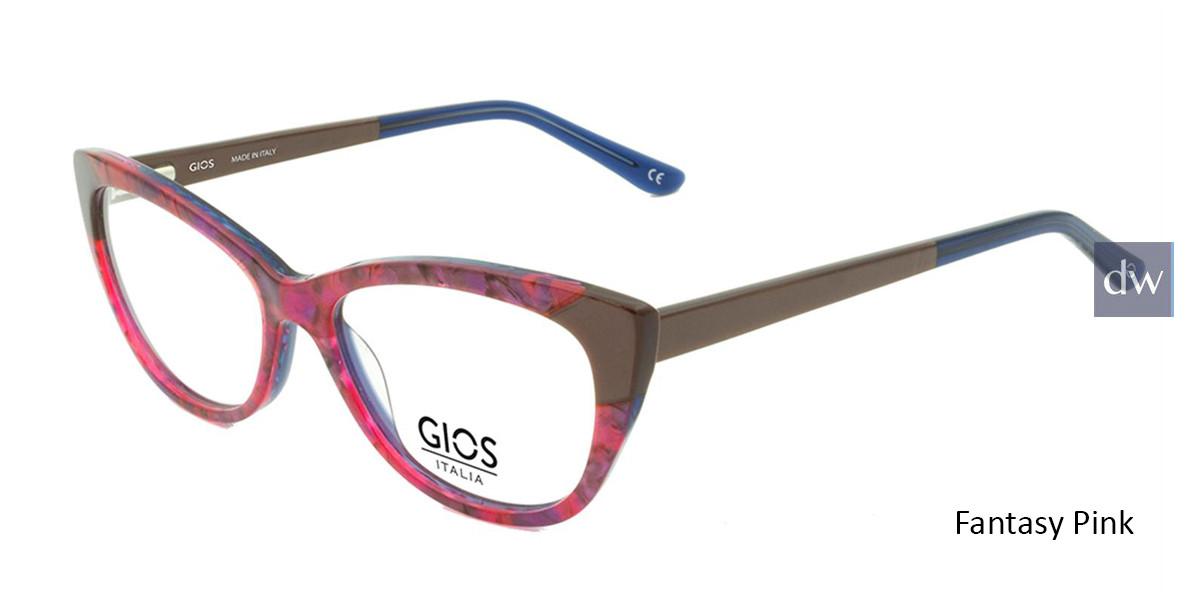Fantasy Pink Gios Italia GRF5000138 Eyeglasses.