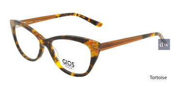 Tortoise Gios Italia GRF5000138 Eyeglasses.