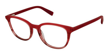 Matte Berry Superflex Kids SFK-204 Eyeglasses.