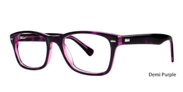 Demi Purple Vivid 804 Eyeglasses