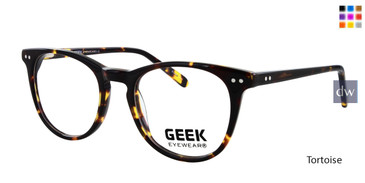Tortoise Geek Star Eyeglasses.