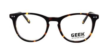 Tortoise GEEK Star Eyeglasses.