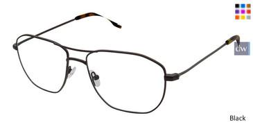 Black Evatik 9189 Eyeglasses