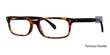Tortoise/Smoke Deja Vu 9021 Eyeglasses