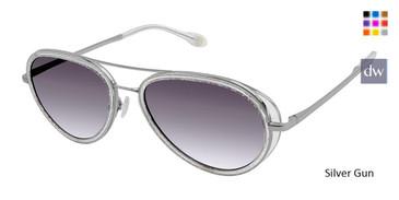 Silver Gun Fysh 2032 Sunglasses.