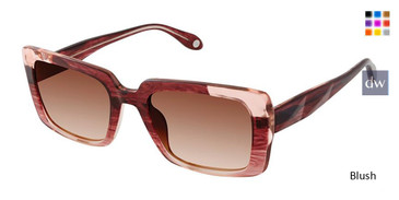 Blush Fysh 2034 Sunglasses.