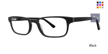 Black Deja Vu 9024 Eyeglasses