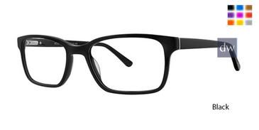 Black Deja Vu 9025 Eyeglasses