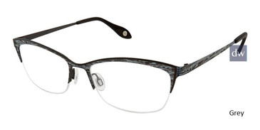 Grey Fysh 3619 Eyeglasses.