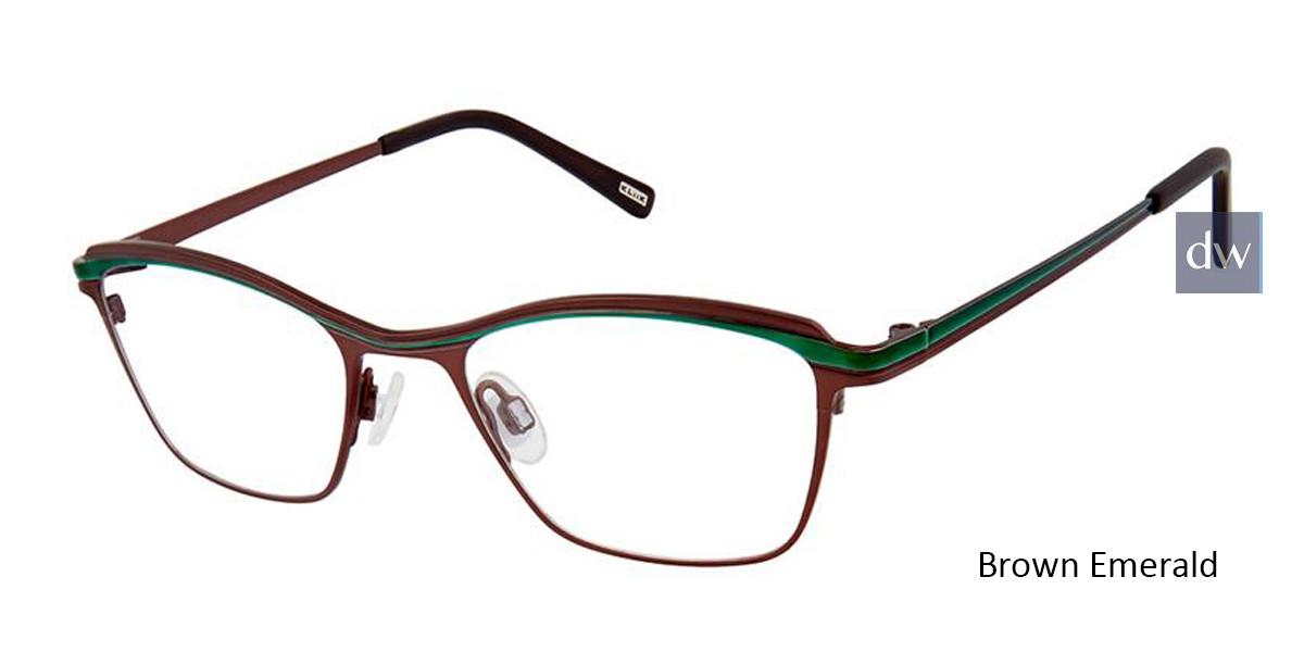 Kliik Denmark 643 Kids Prescription Eyeglasses Daniel