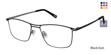 Black Gun Kliik Denmark 641 Eyeglasses.
