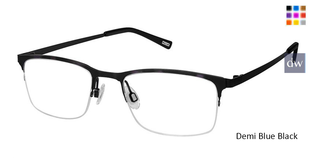 Kliik Denmark 639 Men Prescription Eyeglasses Daniel