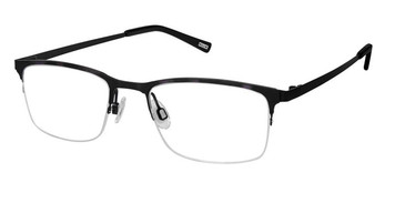 Demi Blue Black Kliik Denmark 639 Eyeglasses - Teenager.