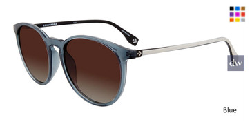 Blue Converse E016 Sunglasses.